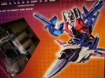 Box art for the mini Starscream. Who is this???