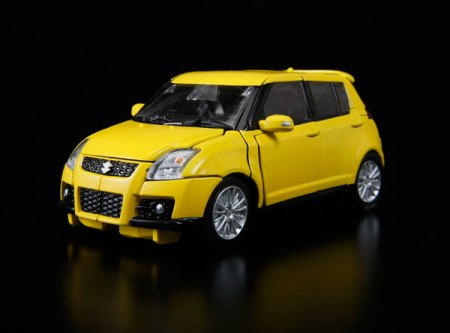 Car mode, Suzuki Swift