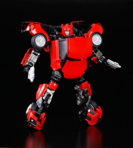 Cliffjumper's bot mode looks better to me than Bumblebee for some reason. Maybe his pointy head matches the body better, or red is just my color. Either way, i'm 51% in favor of getting him!
