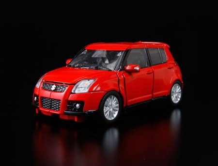 Suzuki Swift, same as Bumblebee